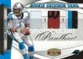2011 Panini Gridiron Gear Cam Newton Trios Gems