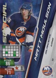 Matt Moulson Adrenalyn NHL Special Card