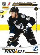 2011-12 Team Pinnacle Steven Stamkos Insert Card