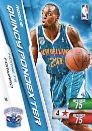 Quincy Pondexter Free Adrenalyn Rookie Code