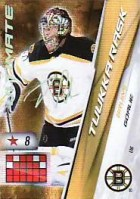 Tuukka Rask Adrenalyn Ultimate Signature Card