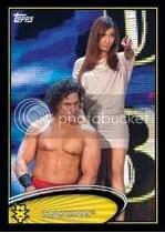 2012 Topps WWE Black Border