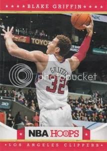 2012-13 Panini NBA Hoops Blake Griffin Base Card