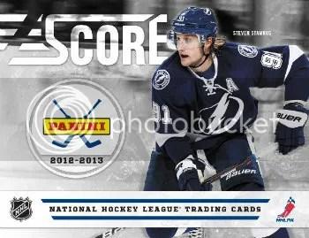 2012-13 Score Hockey