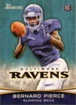 2012 Bowman Bernard Pierce RC SP