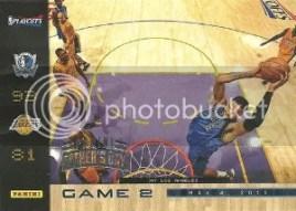 2012 Panini Father's Day Dallas Mavericks Card