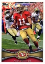 2012 Topps Alex Smith SP Photo Variation Card