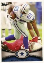 2012 Topps DeMarco Murray Base Card