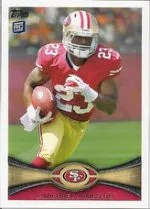 2012 Topps LaMichael James Rookie Card