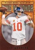2012 Topps Ring of Honor Eli Manning Card