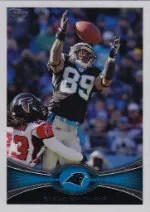 2012 Topps Steve Smith SP Photo Variation Base Card