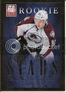 2011-12 Donruss Elite Rookie Stars Gabriel Landeskog Insert Card