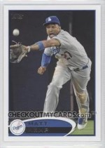2012 Topps Series 1 Matt Kemp Base