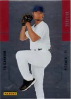 2012 Panini Father's Day Yu Darvish RC #/499