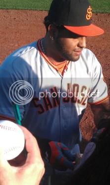 Pablo Sandoval - San Francisco Giants Prospect