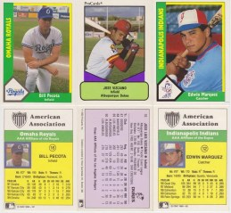 Minor League Baseball Cards