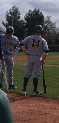 Tony Renda #14 California 2B 2012 MLB Draft Prospect