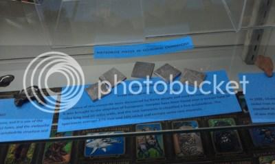 2012 Upper Deck Goodwin Champions Meteorite Pictures