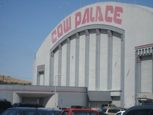 Cow Palace San Francisco Card Show
