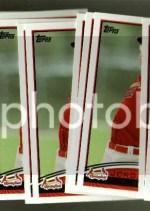 2012 Topps Pro Debut Jordan Swagerty