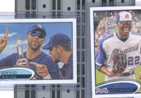 2012 Topps S2 David Price Variation