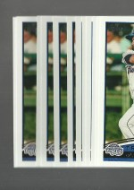 2012 Topps Pro Debut Travis D'Arnaud Base