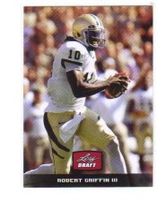 2012 Leaf Metal Robert Griffin III Inserts Retail