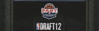 2011/12 Panini Gold Standard NBA Draft Pick Redemption