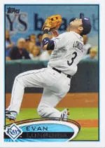 2012 Topps Series 2 Evan Longoria Base