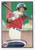 2012 Topps Pro Debut Eddie Rosario Base RC