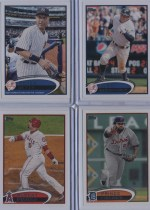 2012 Topps Series 2 Prince Fielder Base Card