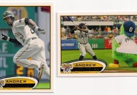 2012 Topps Series 2 McCutchen Variation