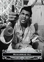 2012 Leaf National Convention VIP Muhammad Ali