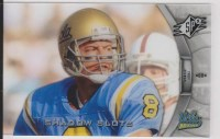 2012 Upper Deck SPX Troy Aikman Slot Shadowbox