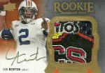 2011 Exquisite Cam Newton Rookie Patch