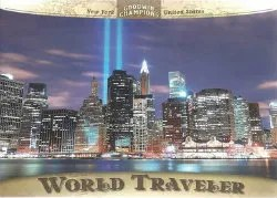 2012 Goodwin World Traveler New York