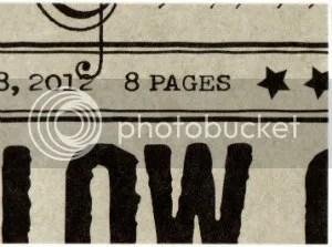 2012 Topps Allen Ginter Paper