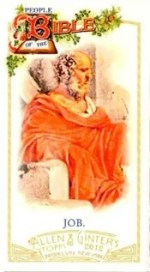 2012 Topps Allen & Ginter People of the Bible