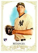 2012 Topps Allen Ginter Betances Sp Card