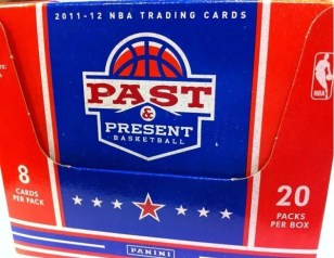 2011-12 Panini Past & Present Basketball Box