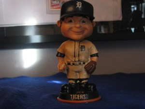 Justin Verlander Bobble Head Doll