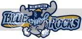 Wilmington Blue Rocks Team Logo