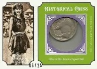 2012 Topps Magic Historical Coins