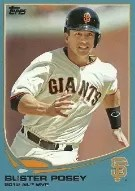 2013 Topps Series 2 Buster Posey Blue Border