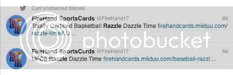 Illegal Razz Sports Card Raffles