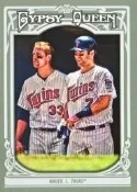 2013 Gypsy Queen Joe Mauer Variation