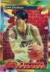 1993-94 Topps Finest Basketball #117 John Stockton