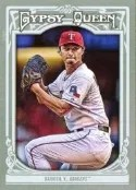 2013 Gypsy Queen Yu Darvish