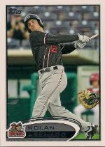 2012 Topps Pro Debut SP Photo Variation #205 Nolan Arenado
