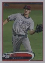 2012 Topps Pro Debut SP Photo Variation #215 Wil Myers